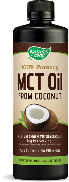 Nature Way S Mct Oil
