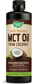 MCT Oil From Coconut 16 oz (474 ml), Nature's Way