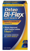 Joint Health Triple Strength + Vitamin D 120 Coated Tabs, Osteo Bi-Flex