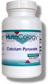 Calcium Pyruvate 90 Caps, Nutricology