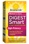 Women's Care Digest Smart 45 VCaps, Renew Life