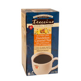Herbal Coffee Medium Roast Dandelion Caramel Nut C-F 25 Tee Bags, Teeccino