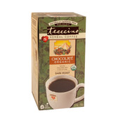 Herbal Coffee Dark Roast Organic Chocolate Caffeine Free 25 Tee-Bags, Teeccino