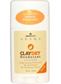 ClayDry Deodorant Silk Lavender 2.5 oz (75 ml) Zion Health