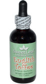 Liquid Stevia English Toffee 2 oz, Sweetleaf Stevia