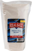 Nature's First Sea Salt Powder Salt Pouch 1 lb, Redmond Real Salt