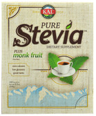 Pure Stevia Plus Monk Fruit 100 Pkts, KAL