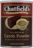 Carob Powder 16 oz, Chatfield's