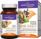 Every Man's One Daily 72 Tabs, New Chapter Organics