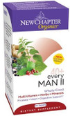 Every Man II 96 Tabs New Chapter Vitamins, Men over 40
