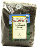 Discoveries Organic Whole Bean Coffee Rainforest Blend 24 oz, First Colony