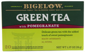 Green Tea Pomegranate 20 Tea Bags, Bigelow Tea
