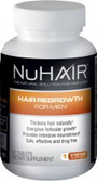 Nu Hair for Men 50 Tabs, Natrol, Hair Loss