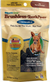 Breath-Less Brushless Toothpaste Chewable 4 oz, Ark Naturals
