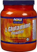Glutamine Powder  1000 Grams, Now Foods