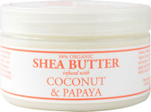 Shea Butter Infused w/Coconut & Papaya 4 oz, Nubian Heritage