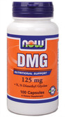 Now Foods DMG 125 mg 100 Caps, Antioxidant