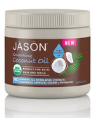 Smoothing Coconut Oil 15 oz, Jason