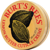 Cuticle Creme Lemon Butter 0.6 oz, Burt's Bees