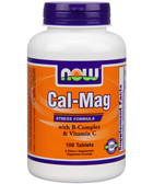Now Foods Cal-Mag Stress 100 Tabs