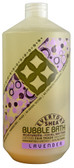 Everyday Shea Moisturizing Bubble Bath Lavender 32 oz, Alaffia