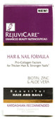 Rejuvicare Hair & Nail Formula 30 Caplets, Windmill Health Products