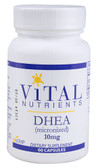 DHEA 10 mg 60 Caps, Vital Nutrients