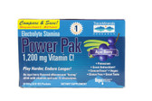 Electrolyte Stamina Power Pak Acai Berry 32 Pkts, Trace Minerals Research