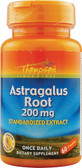 Astragalus Root 200 mg 60 Caps, Thompson