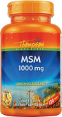 MSM 1000 mg 120 Tabs, Thompson