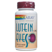 Lutein Eyes 6 mg 60 Caps, Solaray