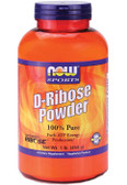 100% Pure Ribose Powder 1 lb Bioenergy, Now Foods, ATP Energy