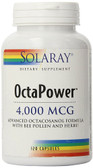 OctaPower 4000 mcg 120 Caps, Solaray