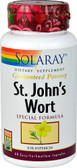 St. John's Wort Special Formula 60 Easy-To-Swallow Caps, Solaray