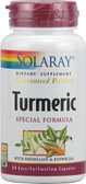 Turmeric 60 Caps, Solaray
