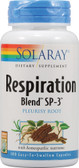 Respiration Blend SP-3 100 Caps, Solaray