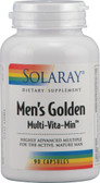 Men's Golden Multi-Vita-Min 90 Caps, Solaray