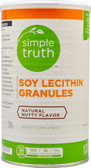 Soy Lecithin Granules Natural Nutty 16 oz, Simple Truth