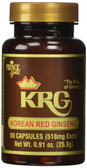 Korean Red Ginseng 50 Caps, Prince of Peace