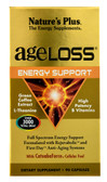AgeLoss Energy Support 90 Caps, Nature's Plus