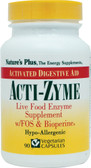 Acti-Zyme 90 VCaps, Nature's Plus