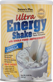 Ultra Energy Shake Vanilla 0.8 lb, Nature's Plus