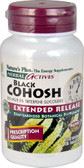 Black Cohosh Extended Release 200 mg 30 Veggie Tabs, Nature's Plus