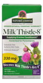 Milk Thistle-8 90 VCaps, Nature's Answer