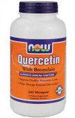 Quercetin Bromelain 240 Caps Now Foods, Immune Support