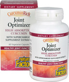 CurcuminRich Joint Optimizer 60 VCaps, Natural Factors