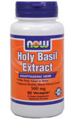 Now Foods Holy Basil Extract 90 Caps, Blood Glucose, Stress