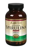 Hawaiian Spirulina 600 mg 90 VCaps, Lifetime