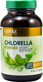 Chlorella Powder 4 oz, Lidtke Technologies