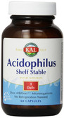 Acidophilus Room Temperature Stable 4 billion 60 Caps, KAL